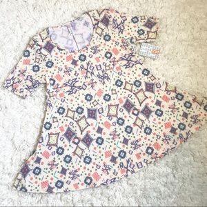 Vintage Wash Cotton Blend LuLaRoe Perfect T